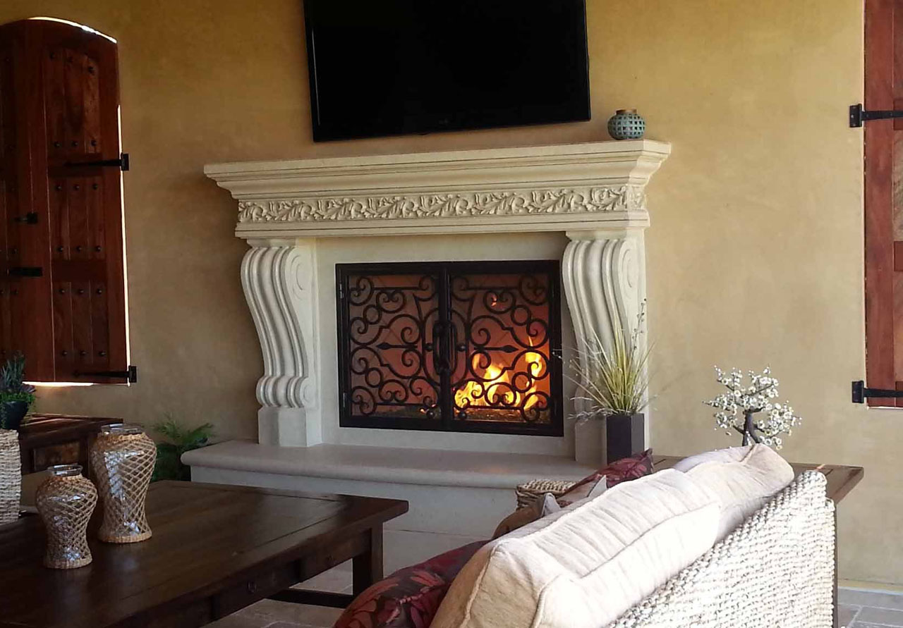 why use wood fireplace storage movers